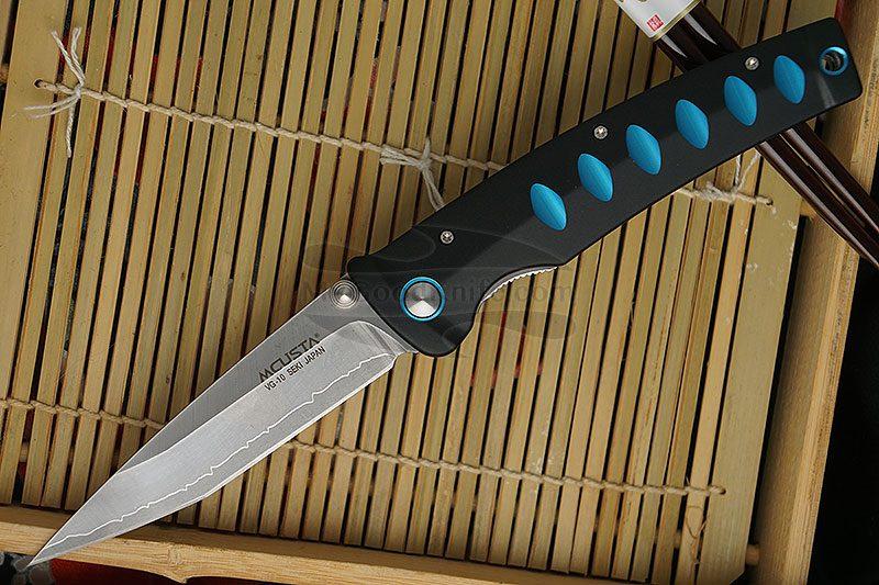 Photo #1 Folding knife Mcusta Katana  MC-0041C 8.5cm