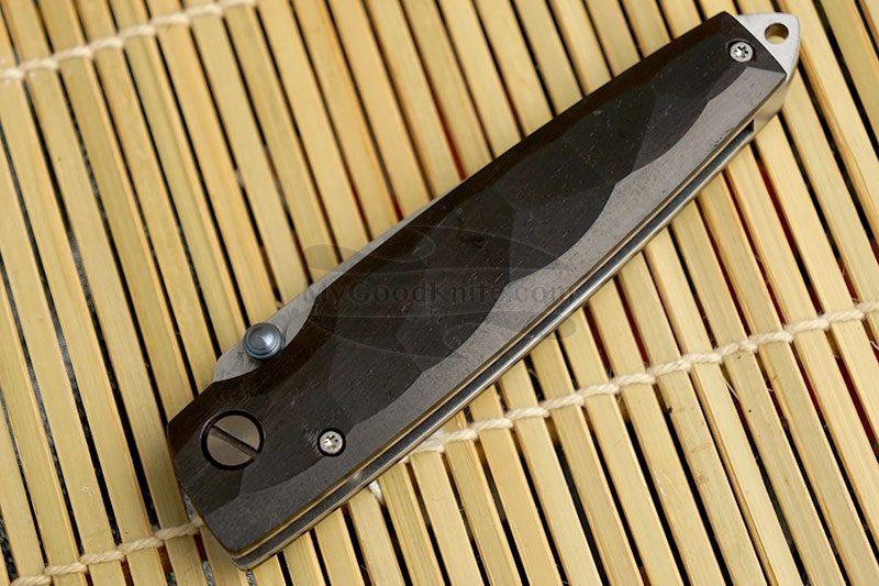 Фотография #3 Складной нож Mcusta Tsuchi Damascus  MC-0079D 7.2см