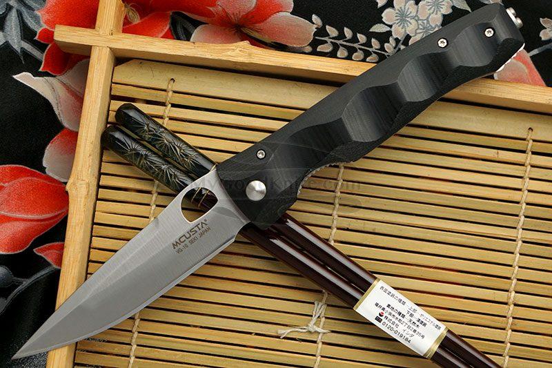 Photo #1 Folding knife Mcusta Tactility MC-0121 9.2cm