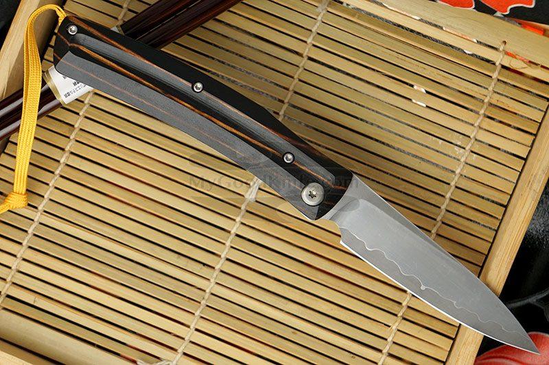 Фотография #2 Складной нож Mcusta Higonokami  MC-0192C 8.3см