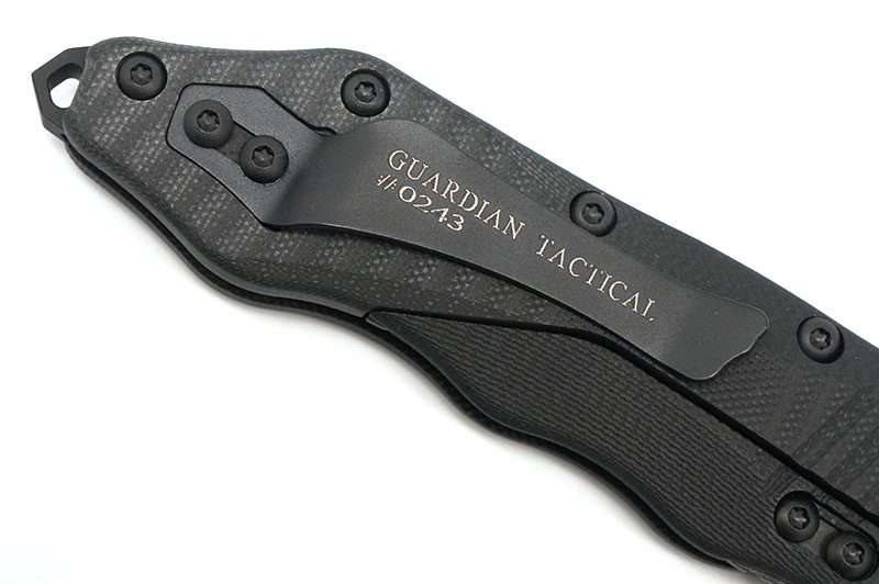 Photo #4 Guardian Tactical Helix Combat Folder (31121)
