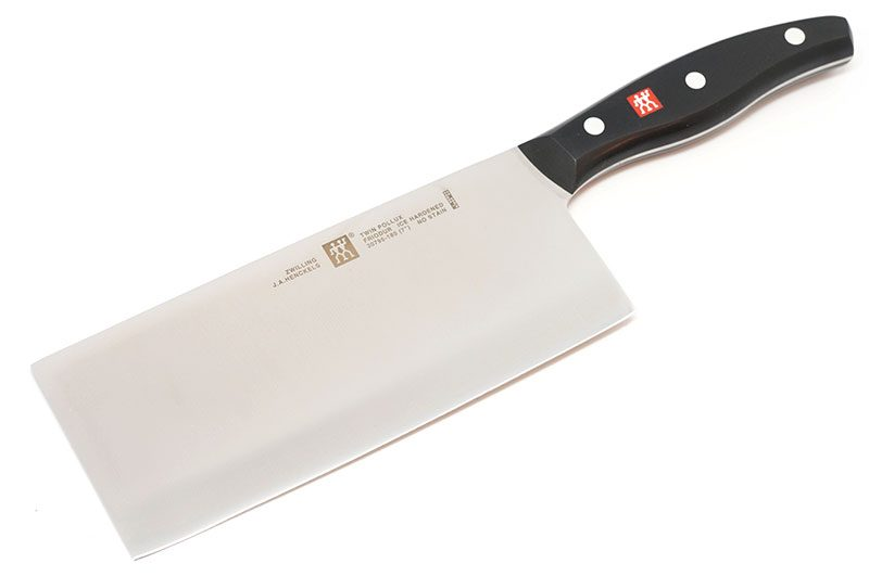 Фотография #1 Zwilling Twin Pollux Китайский поварской  нож, 18,5 sm (30795180)