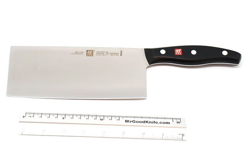 Фотография #2 Zwilling Twin Pollux Китайский поварской  нож, 18,5 sm (30795180)
