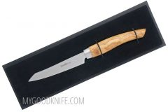 Paring knife nesmuk soul 3.0 office and paring knife, olive wood (s3o902013)