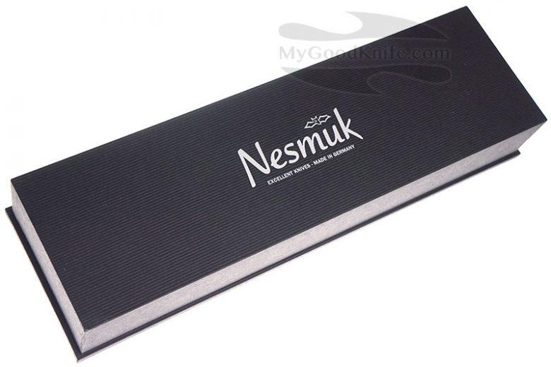 Фотография #3 Nesmuk SOUL Офисный и овощной нож, Мореный дуб S3M902013