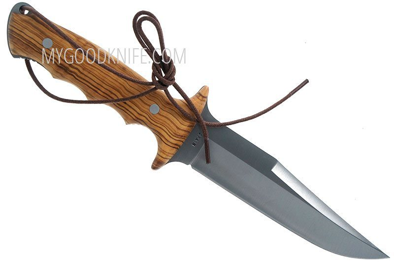 Photo #5 Hunting and Outdoor knife Miguel Nieto Linea Apache, olive 1041 14.5cm