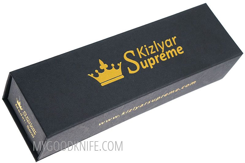 Photo #5 Nikki D2 Satin Kizlyar Supreme