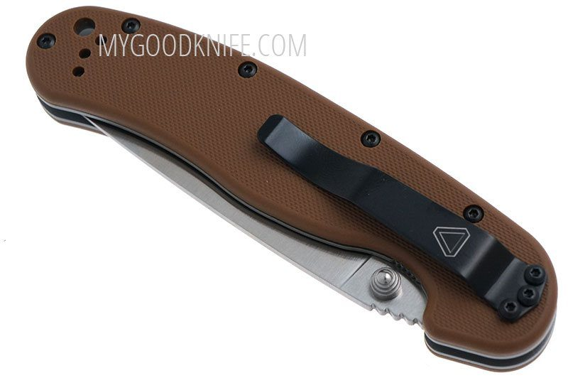 Valokuva #5 Ontario RAT- 1 Coyote Brown Handle (8849CB)