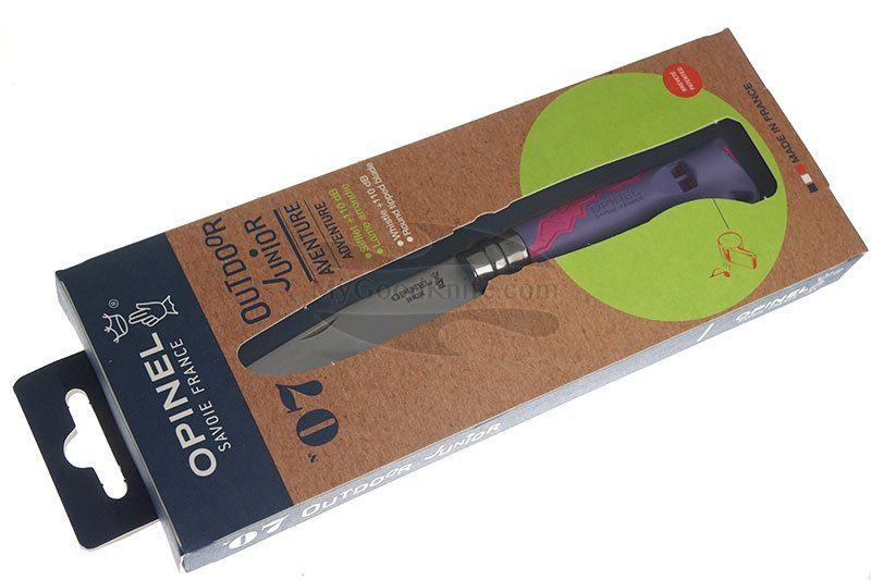 Photo #4 Opinel №7 Outdoor Junior, pink 002152