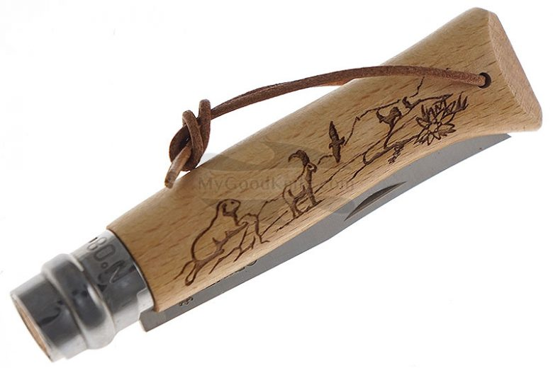 Photo #3 Opinel №8 Mountain 001641