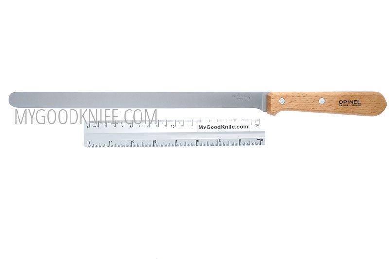 Photo #4 Opinel Classic No 123 Carpaccio knife, 30 sm (001491)