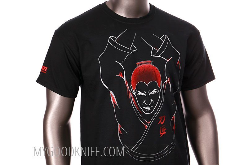Photo #1 Cold Steel T-Shirt Samurai (XL)