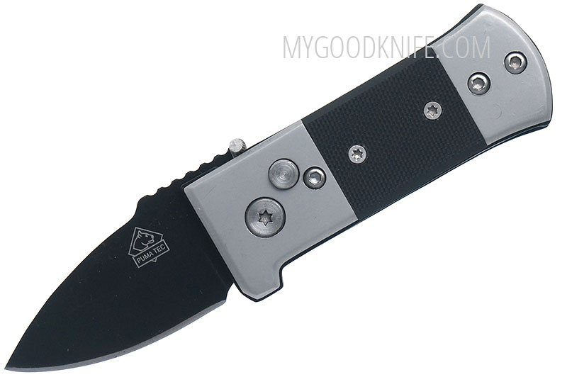 Photo #1 Automatic knife Puma TEC flick knife (switchblade)  7313307 5.1cm