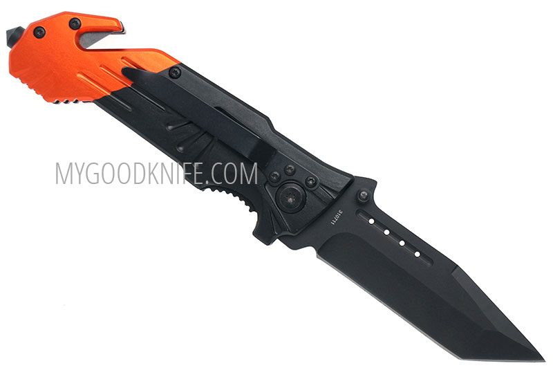 Photo #4 PUMA TEC one-hand rescue knife (7310711)
