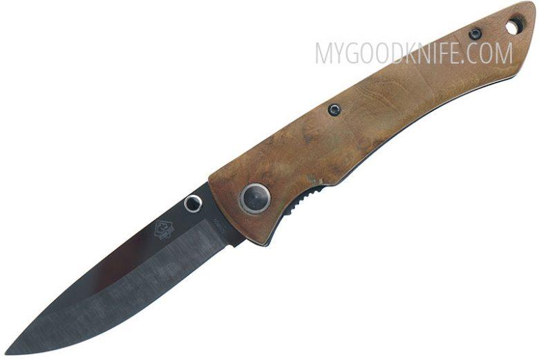 Photo #1 Puma TEC Liner Lock ceramic knife 7326609