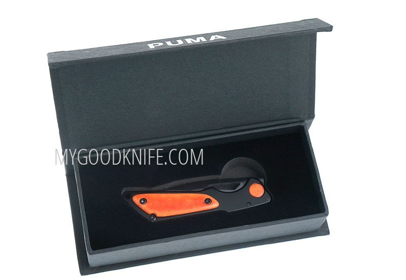 Фотография #3 Складной нож Puma TEC ceramic one-hand knife  7313607 5.5см