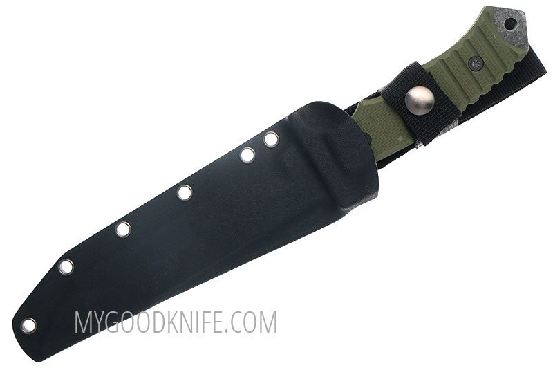 Photo #3 PUMA TEC Tanto  belt knife (321018)