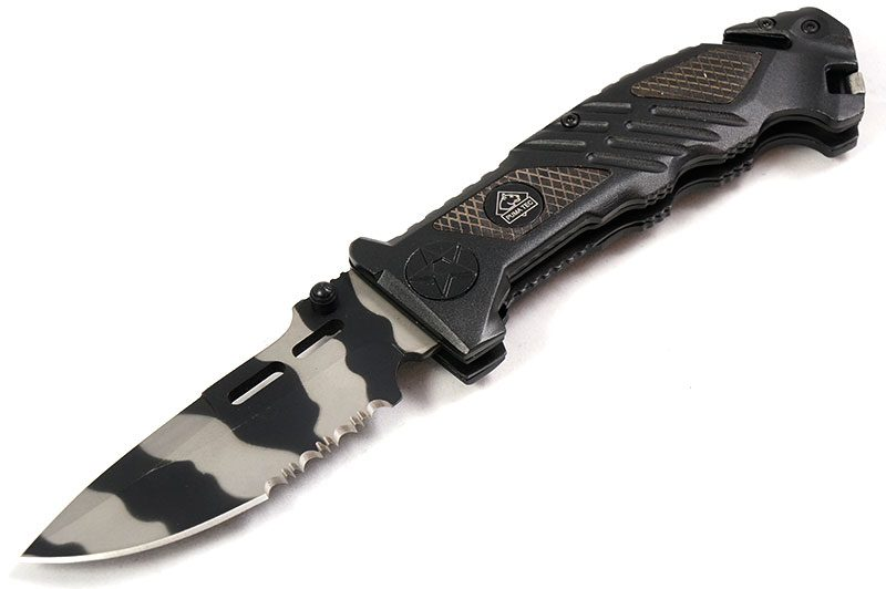 Photo #1 PUMA TEC one-hand rescue knife 7323312