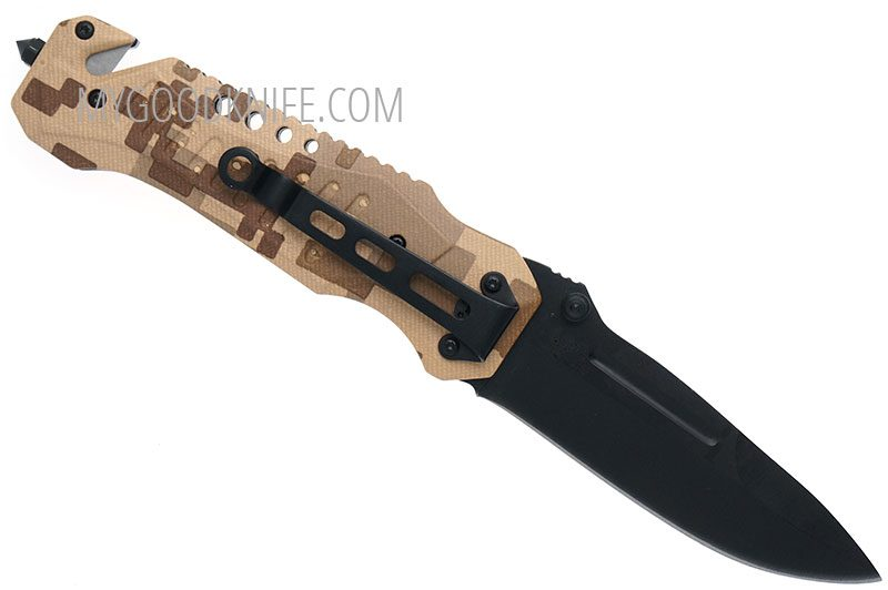 Valokuva #2 PUMA TEC  one-hand rescue knife (7306312)