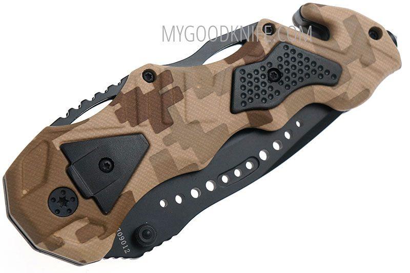 Photo #4 PUMA TEC one-hand rescue knife (7309012)