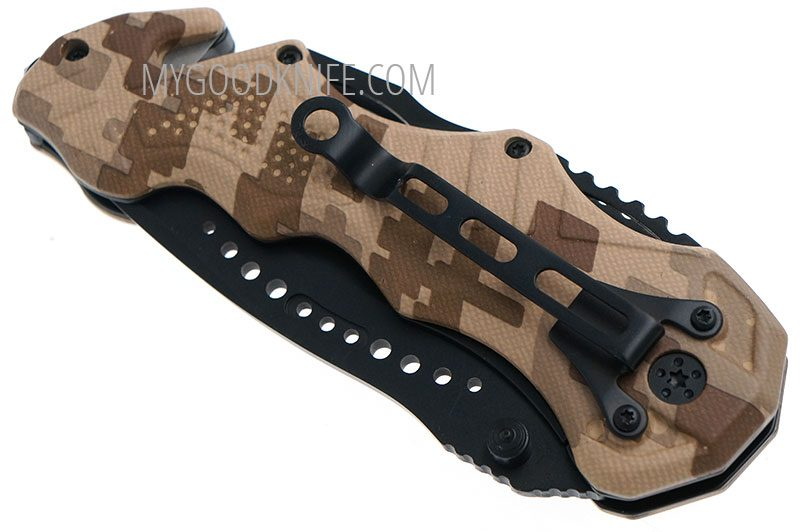 Photo #2 PUMA TEC one-hand rescue knife (7309012)