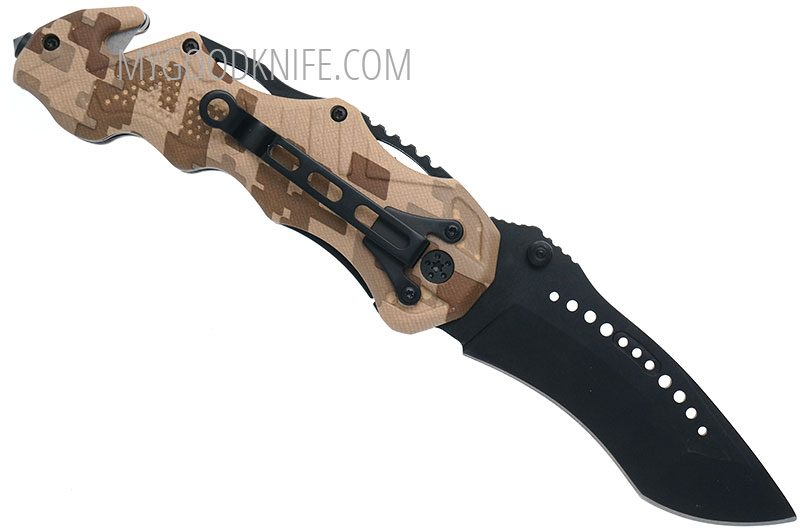 Photo #1 PUMA TEC one-hand rescue knife (7309012)