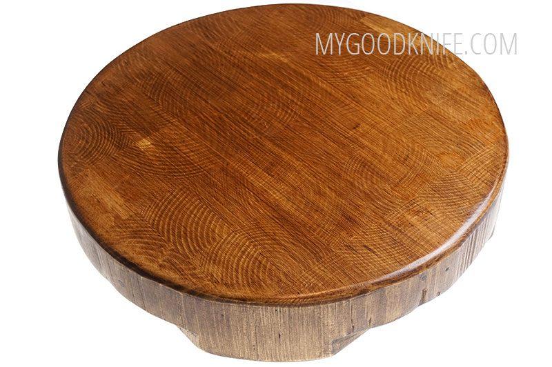 Photo #4 Cutting board etúHOME Cross Cut Round Trivet RMA521ES6