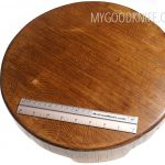 Фотография #3 EtuHOME Cross Cut Round Trivet
