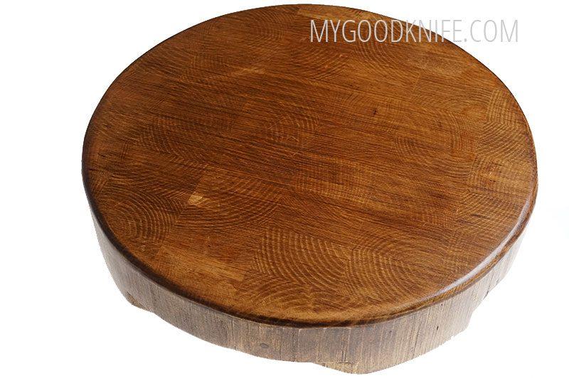 Photo #1 Cutting board etúHOME Cross Cut Round Trivet RMA521ES6
