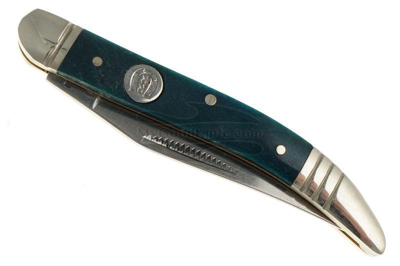 Фотография #3 Складной нож Rough Rider Toothpick Blue Smooth Bone 1953 5.4см