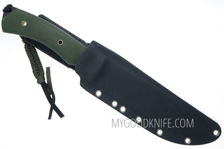 Photo #5 Kizlyar Supreme Safari AUS-8 Black Titanium