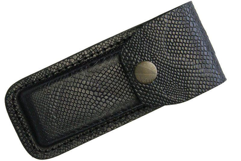 Photo #1 Sheath  Leather Belt  Snake SH1205