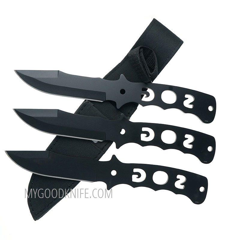 Фотография #1 SOG Метательные ножи, 3 шт. (99661)