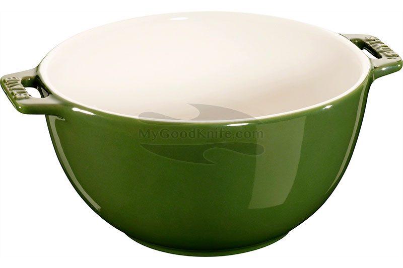 Фотография #1 Staub Чаша для салатов, базилик  40510-802-0