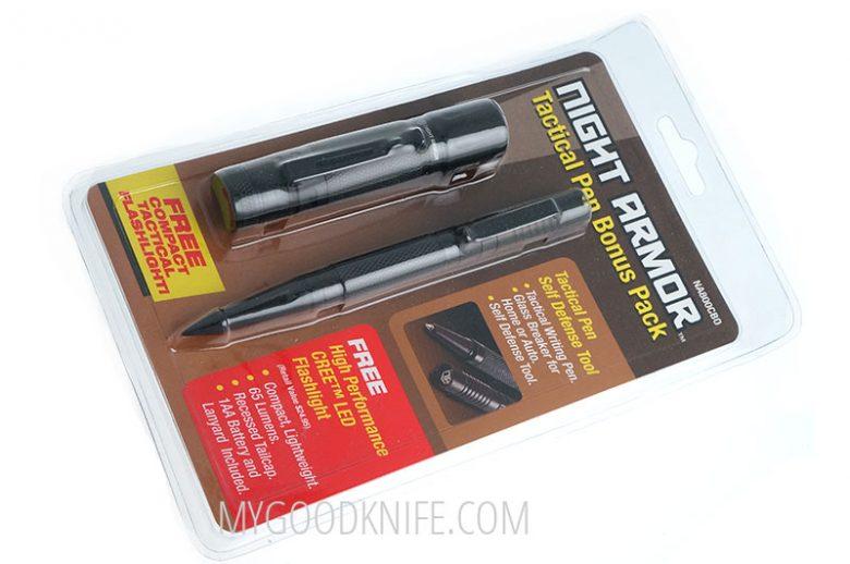 Valokuva #1 Night Armor Tactical Pen Bonus Pack