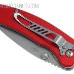 Valokuva #4 United Cutlery Nova Skull A/O Linerlock Pocket Knife, red  (UC2691)