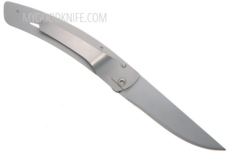 Photo #1 Thiers liner pocket knife Claude Dozorme (ram handle)