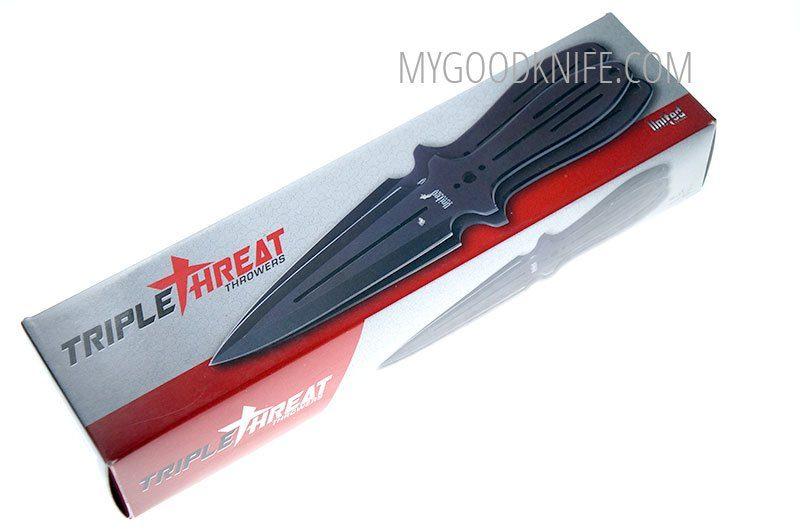Фотография #2 United Cutlery Triple Threat Метательные ножи (3 шт) (UC2507)