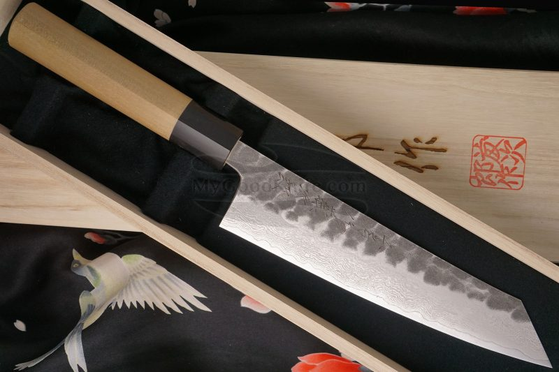 Photo #1 Kiritsuke Japanese kitchen knife Tojiro Handmade  J1 18cm