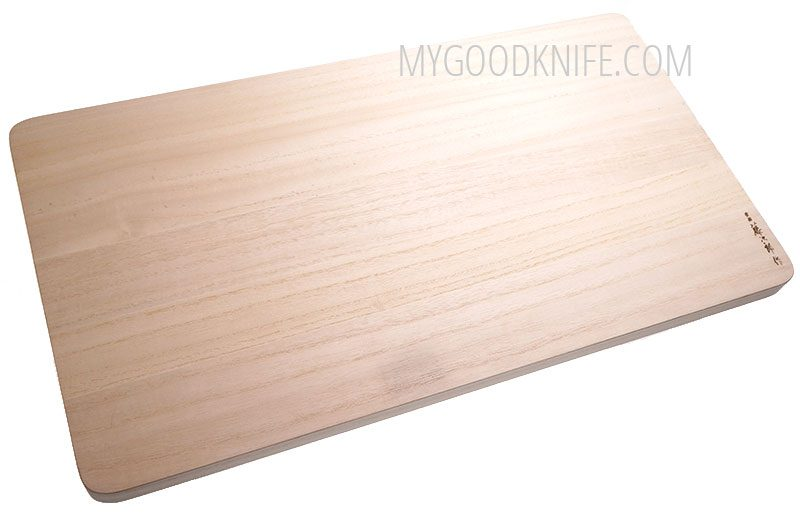 Photo #1 Cutting board Tojiro Paulownia Large   F-347