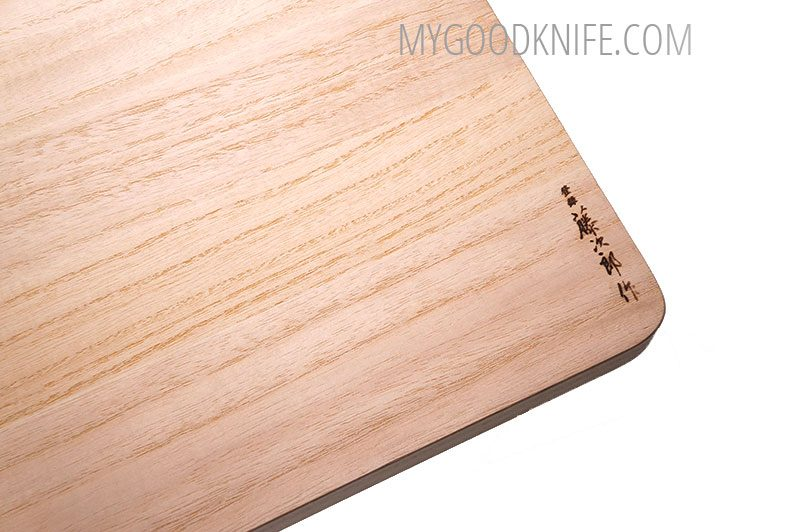Photo #2 Cutting board Tojiro Paulownia Large   F-347