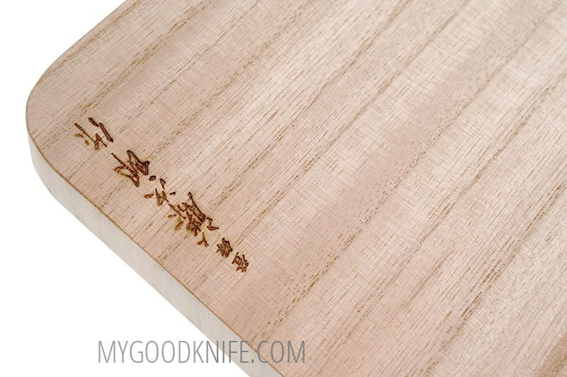 Photo #2 Tojiro Paulownia Small Cutting Board F-344