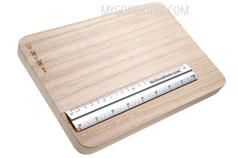 Valokuva #3 Tojiro Paulownia Small Cutting Board F-344