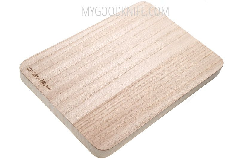 Photo #1 Tojiro Paulownia Small Cutting Board F-344