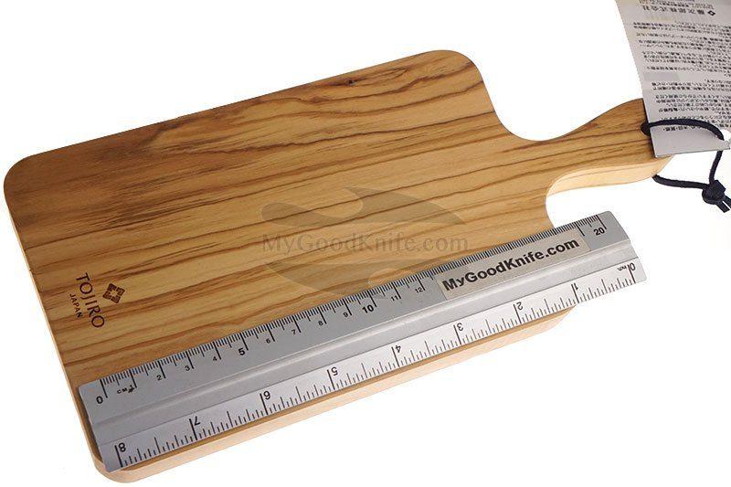 Photo #2 Olive Cutting Board Tojiro small W-1042