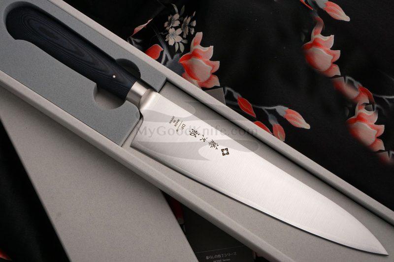 Photo #1 Gyuto Japanese kitchen knife Tojiro Home F-1303 20cm
