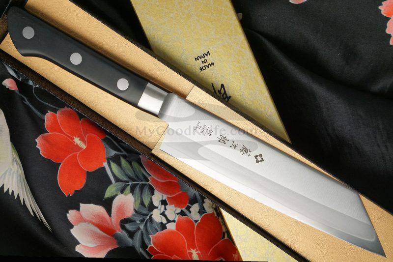 Photo #1 Japanese kitchen knife Tojiro DP Cobalt Alloy Bunka VG10 F-795 16cm