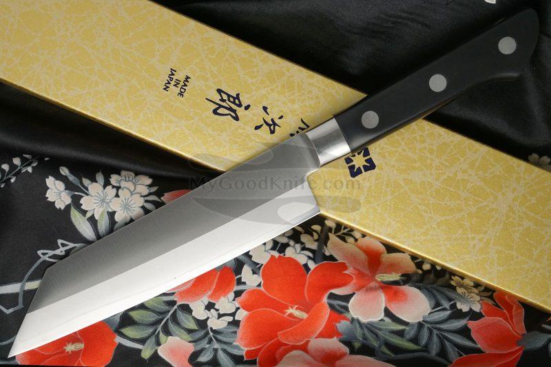Photo #3 Japanese kitchen knife Tojiro DP Cobalt Alloy Bunka VG10 F-795 16cm