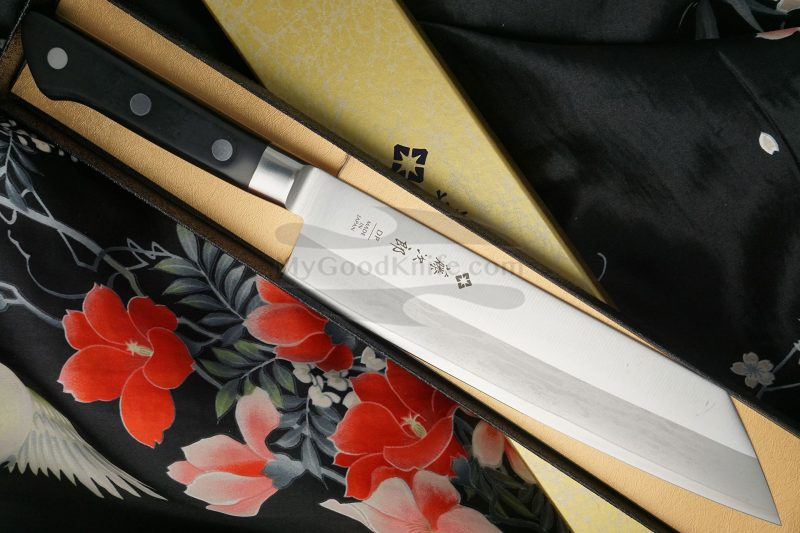 Photo #1 Kiritsuke Japanese kitchen knife Tojiro DP Cobalt Alloy VG10 F-796 21cm