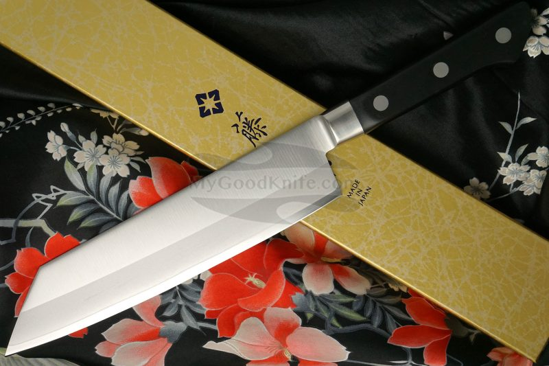 Photo #3 Kiritsuke Japanese kitchen knife Tojiro DP Cobalt Alloy VG10 F-796 21cm